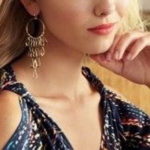 Stella and Dot Tigris Earrings
